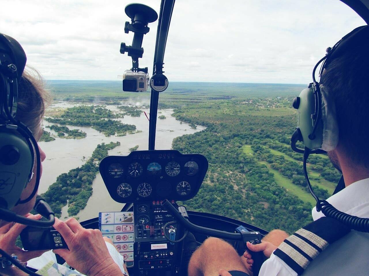 Dating en helikopter pilot